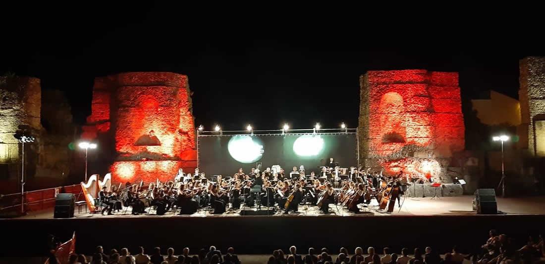 Benevento. Antico Teatro Romano